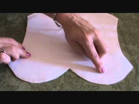 Bolsa 2 em 1 de Crochê Parte I Técnica de forração com EVA .wmv - YouTube