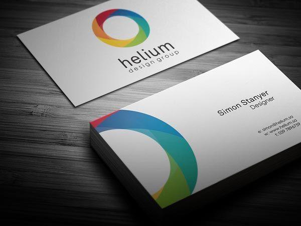 Creative Business Cards Design 22 TQF LOGO Pinterest