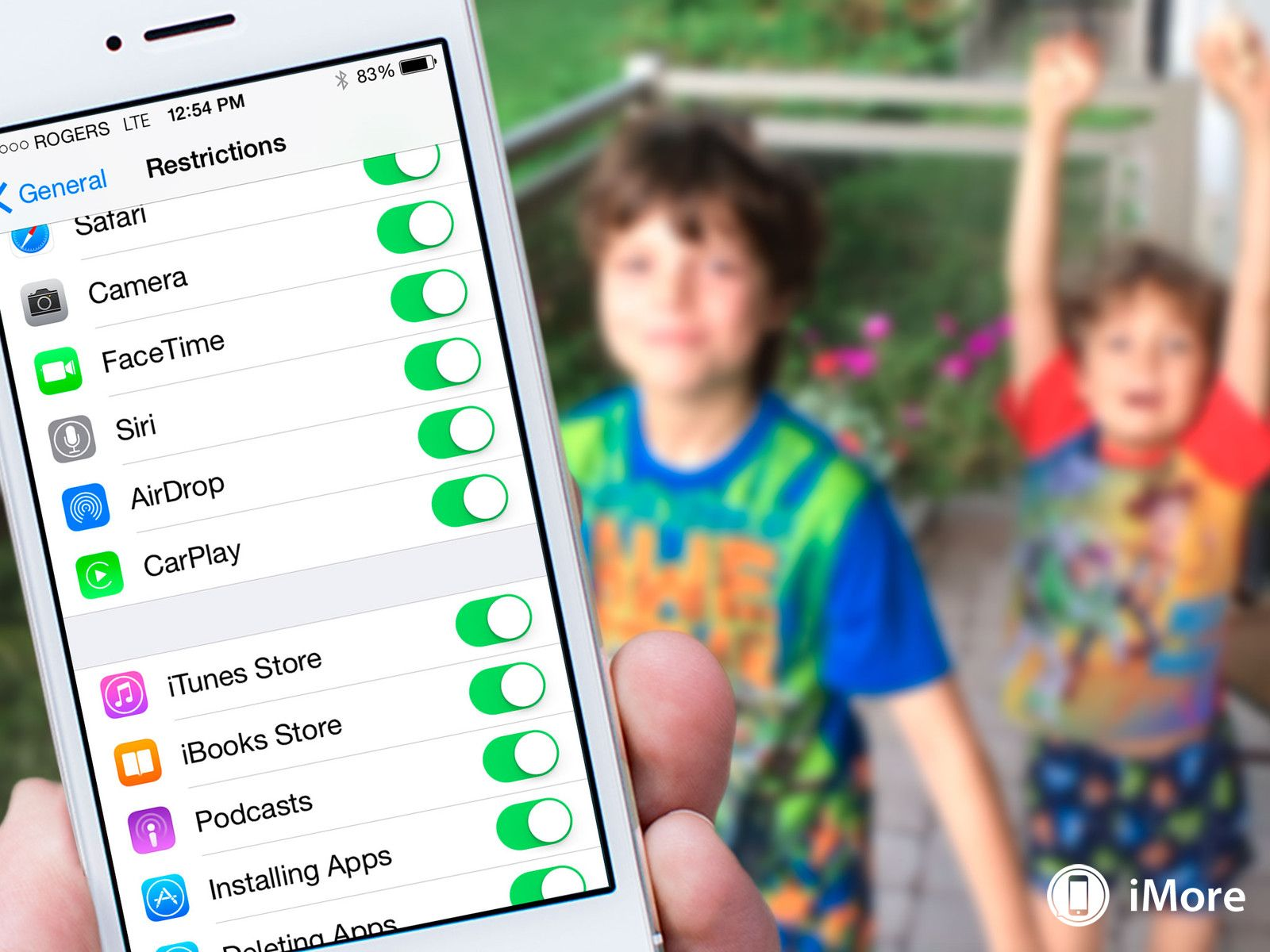 How to use parental controls on iPhone and iPad The