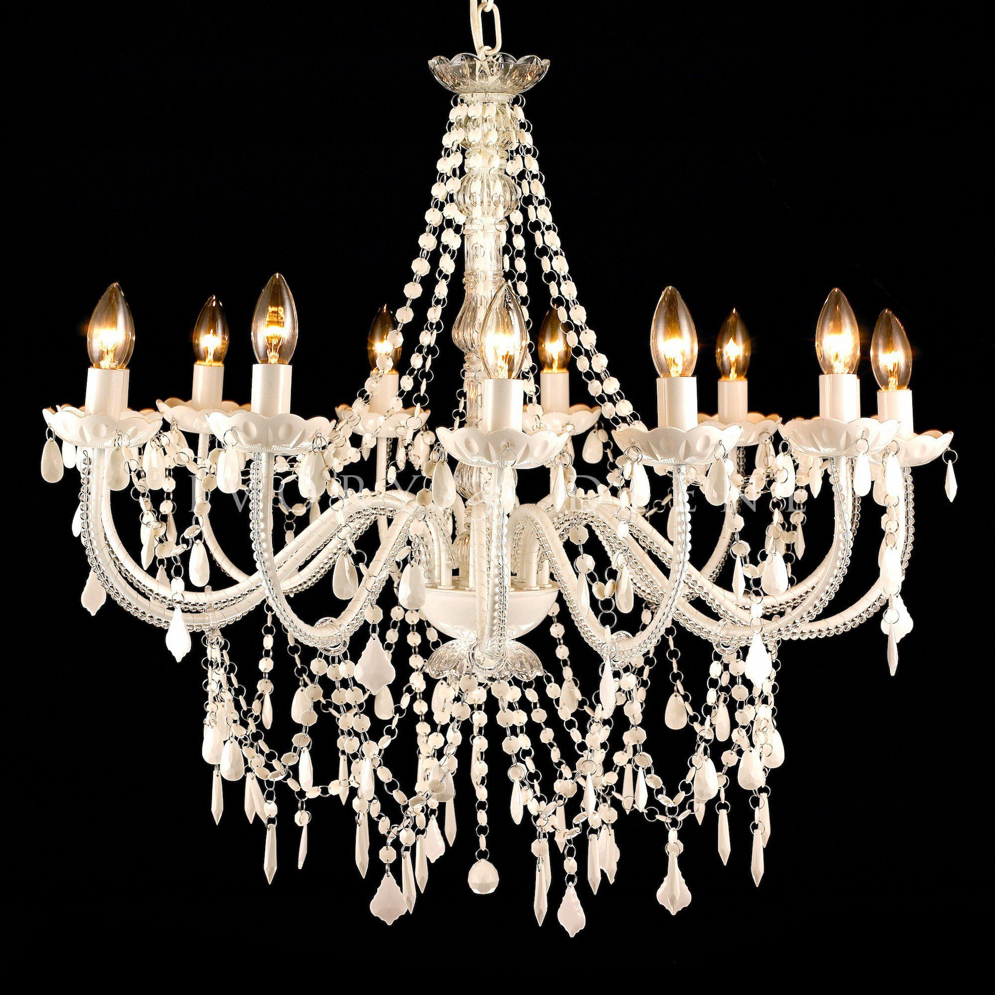 light chandeliers lighting chandelier large in style drum shade mount flush crystal dp home fixture pendant cylinder ceiling modern silver lightinthebox