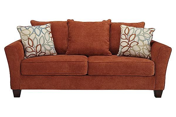 The Corson Queen Sofa Sleeper from Ashley Furniture HomeStore