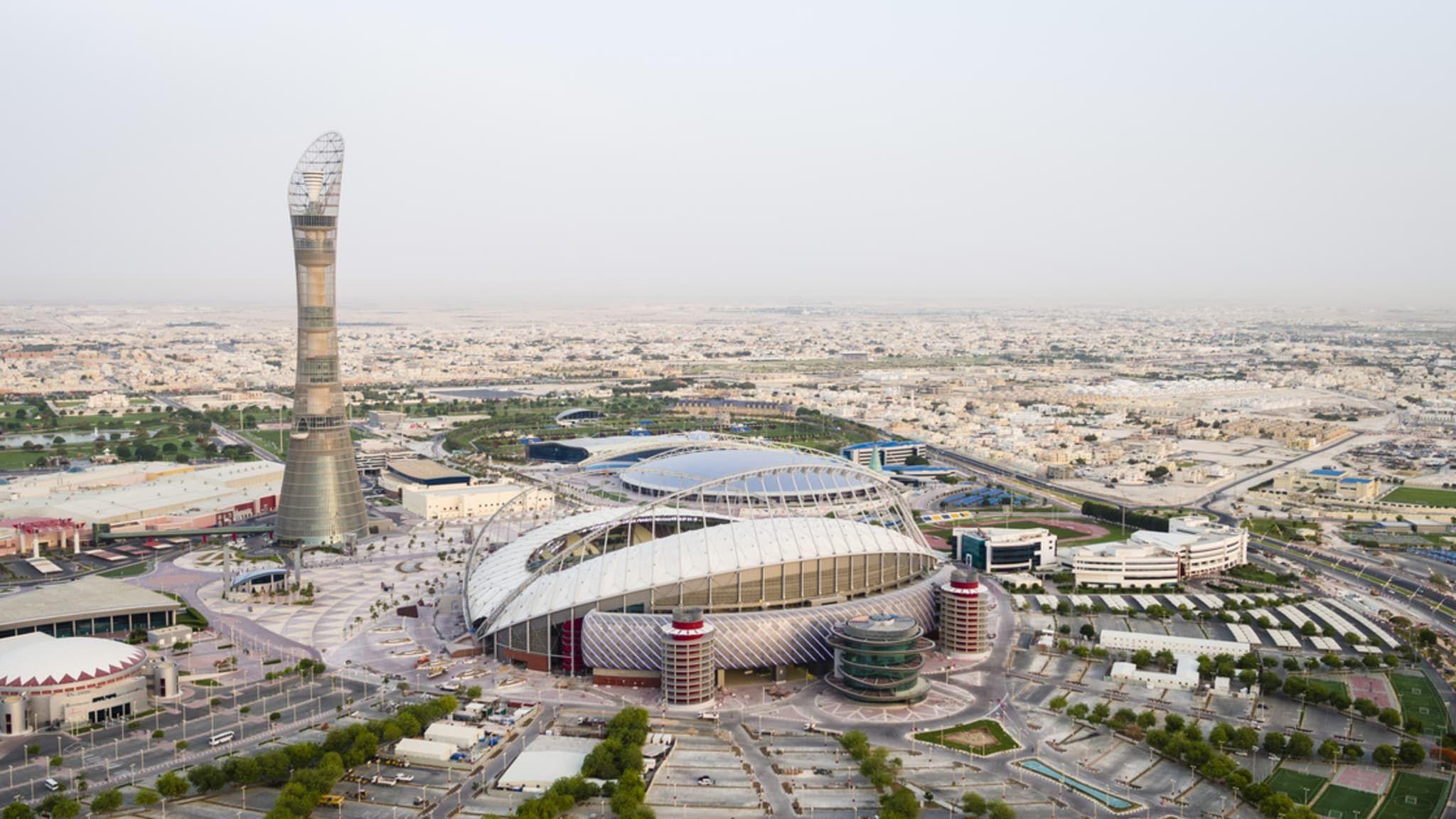 Fifa Club World Cup 2019 News New Fifa Club World Cup Champions To Be Crowned At Khalifa International Stadium Amiral
