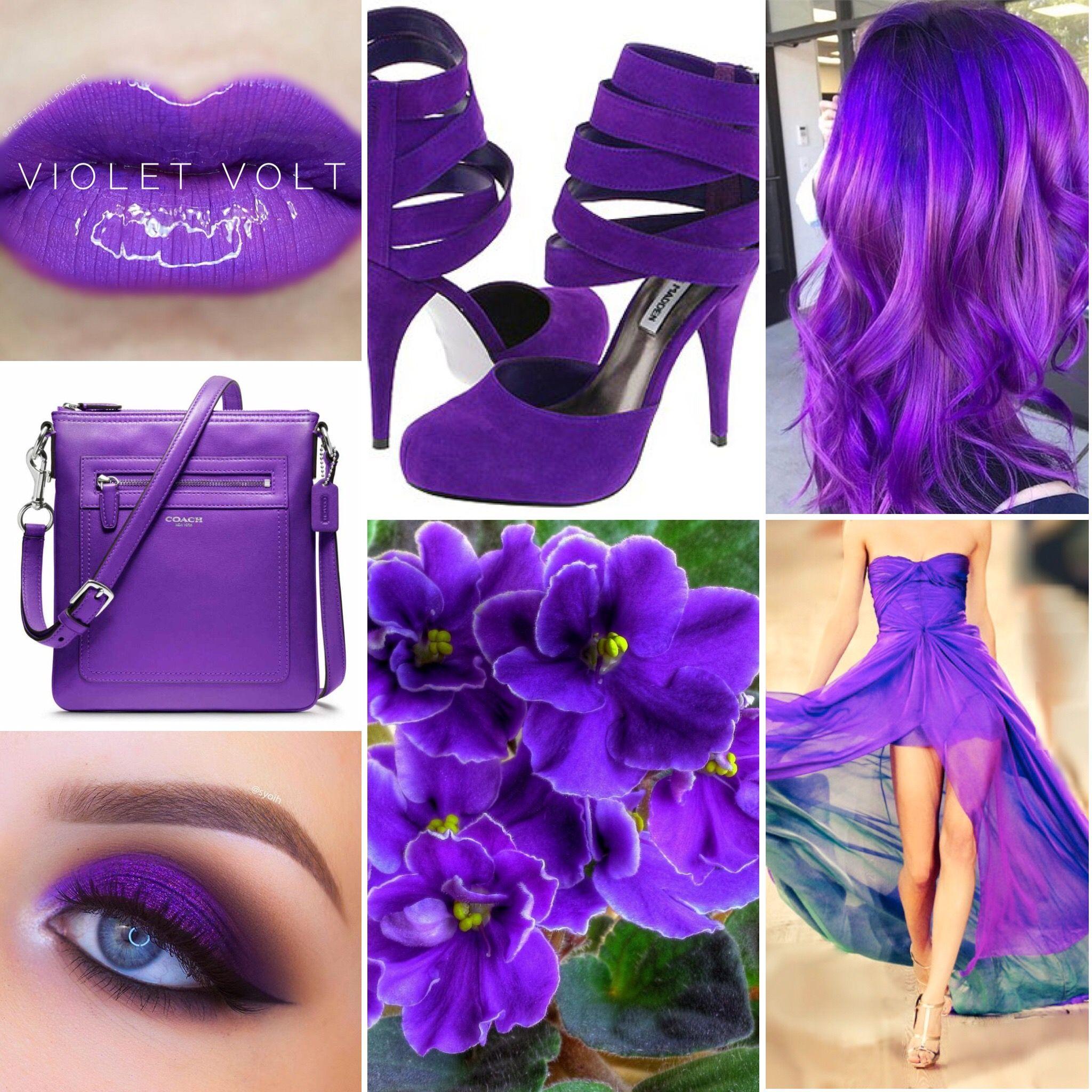 Violet Volt LipSense ️ Love Your Lips by Allison Rafie