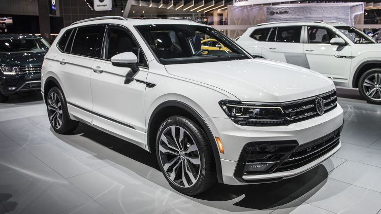 2018 volkswagen tiguan r line la 2017 photo gallery suv 4x4 pinterest carritos and autos. Black Bedroom Furniture Sets. Home Design Ideas