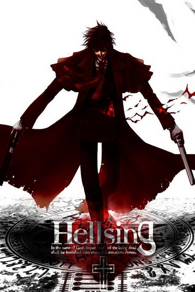 Alucard from hellsing ultimate hellsing ultimate - Anime hellsing wallpaper ...