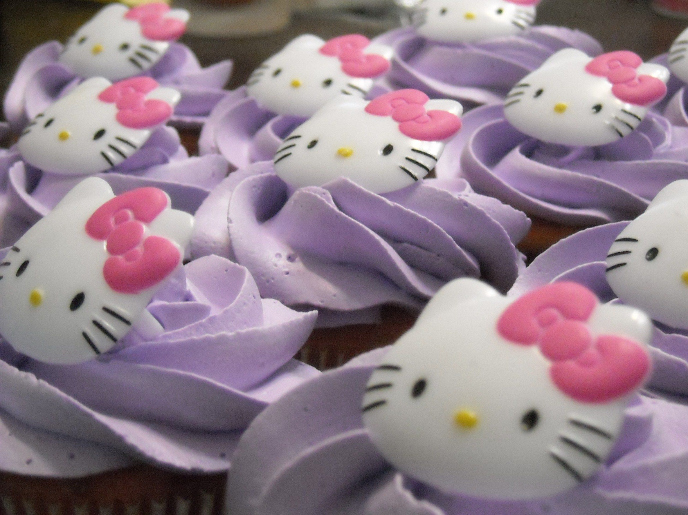 Google Images Hello Kitty Cake : hello kitty cupcakes - Google Search Elin s 3rd Birthday ...