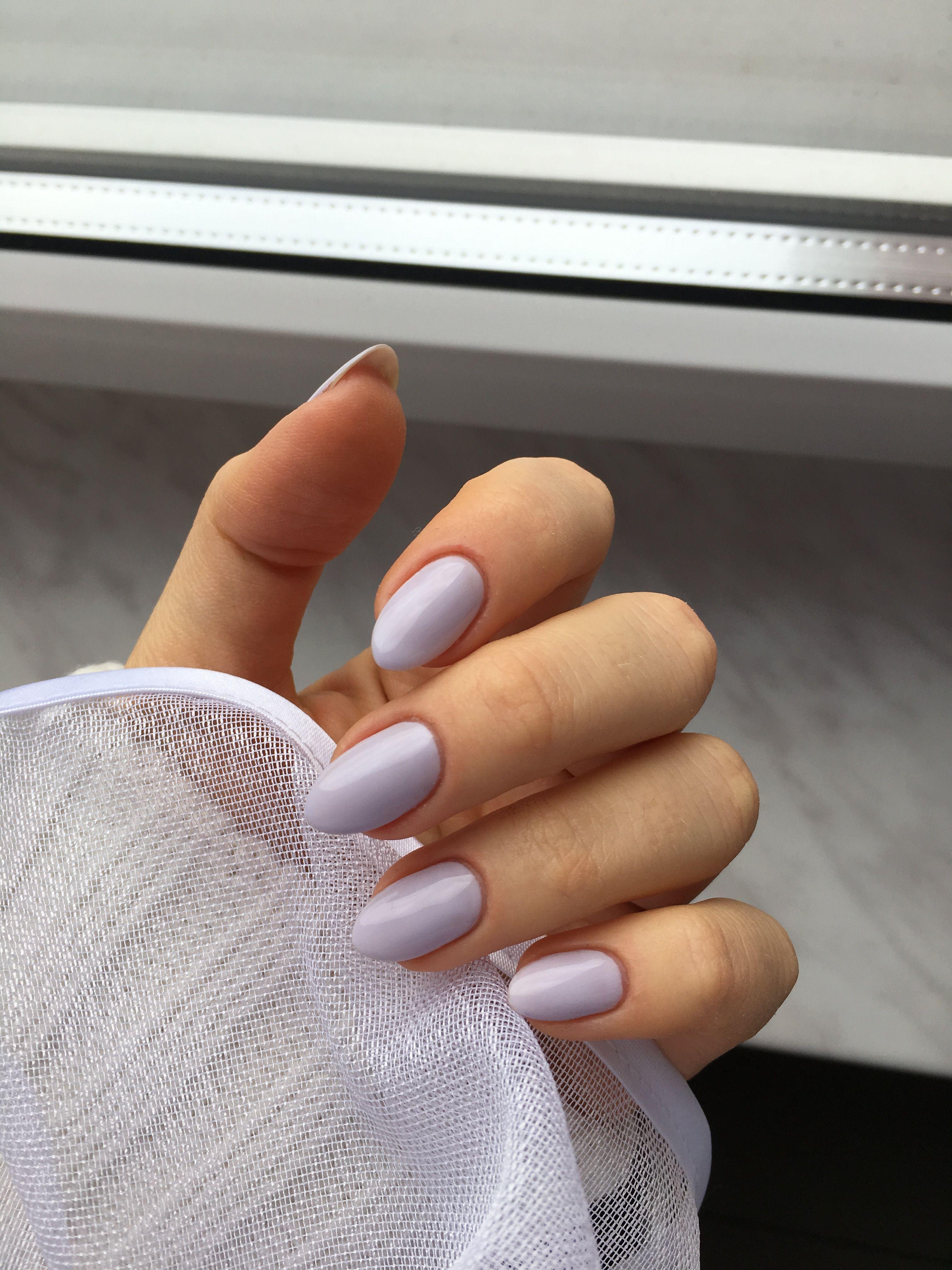 Lilac Nails Lilac Nails Purple Nails Gel Nails
