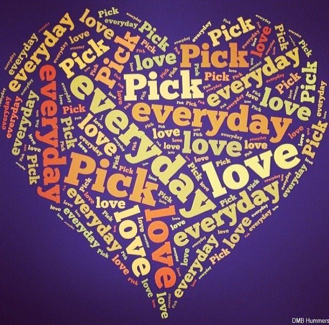 Dmb Everyday Lyric Prints Lyrics To Live By Dave Matthews
