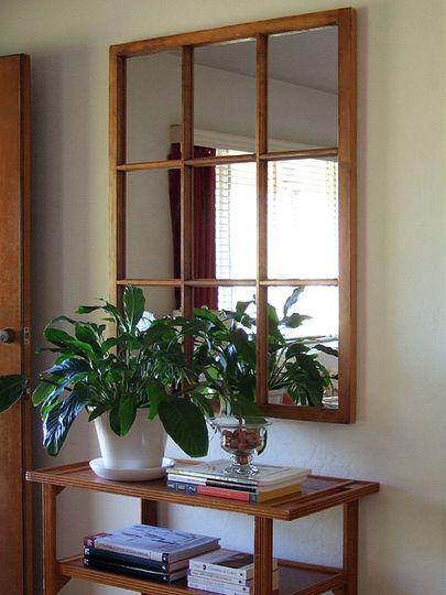 7 Mirrors That Look Like Windows Decorating Pinterest Window