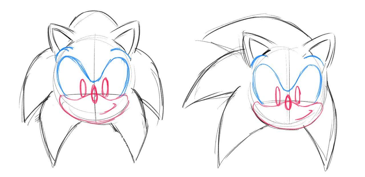 Pin By Tonya Pena On My Art Imagez In 2020 How To Draw Sonic Sonic Art Sonic Fan Art