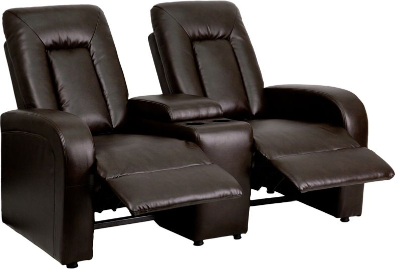Two Person Recliner With Images Flash Furniture Theater