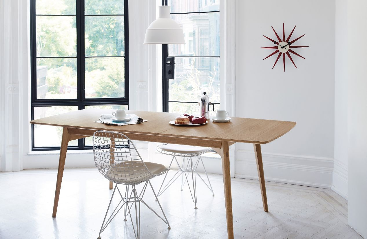 62.25 100.25L X 35.5W X 29.5H Dulwich Extension Table   Design Within