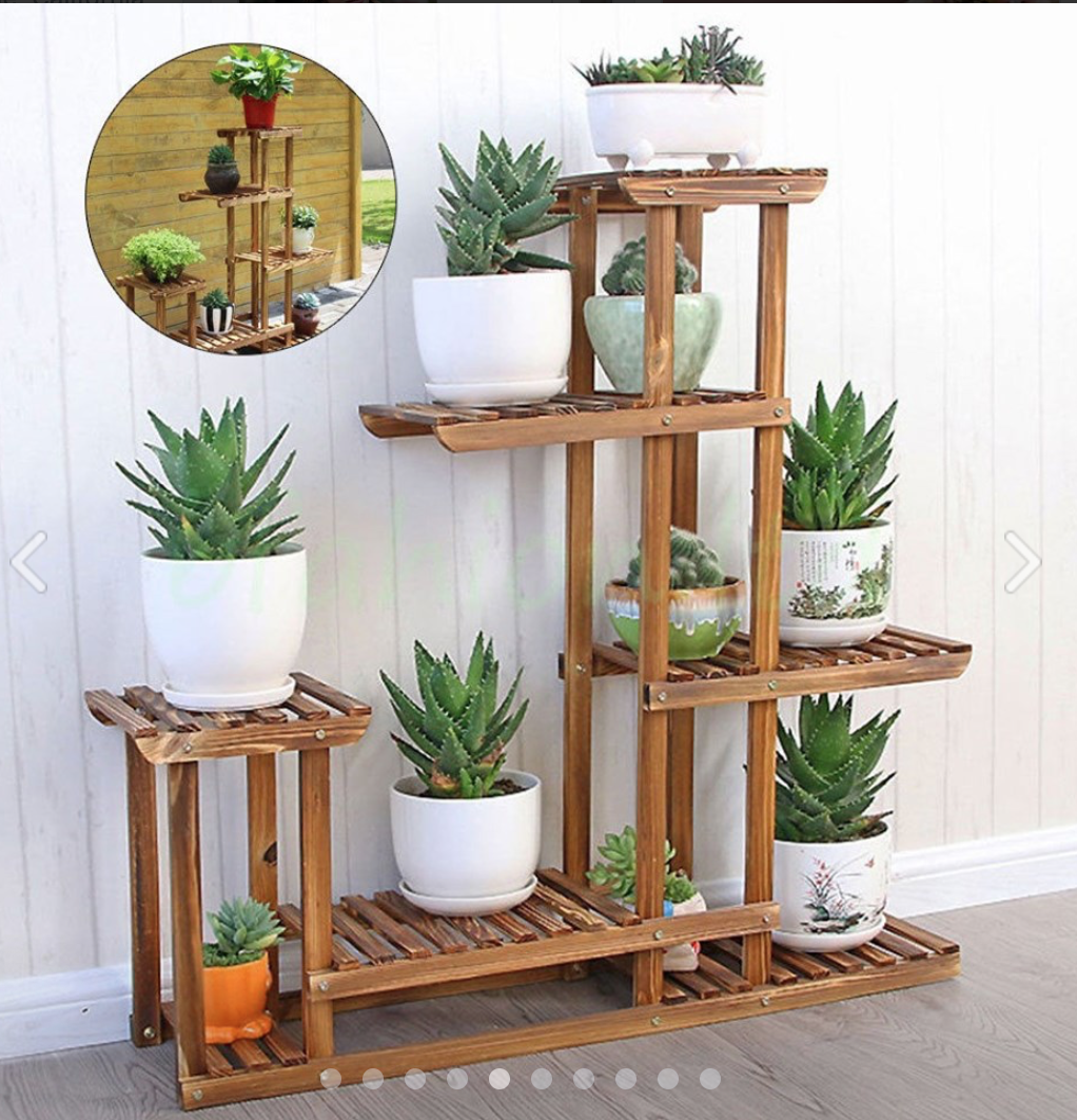 Plant Shelf In 2020 Wooden Plant Stands Wooden Flowers Wood Plant Stand