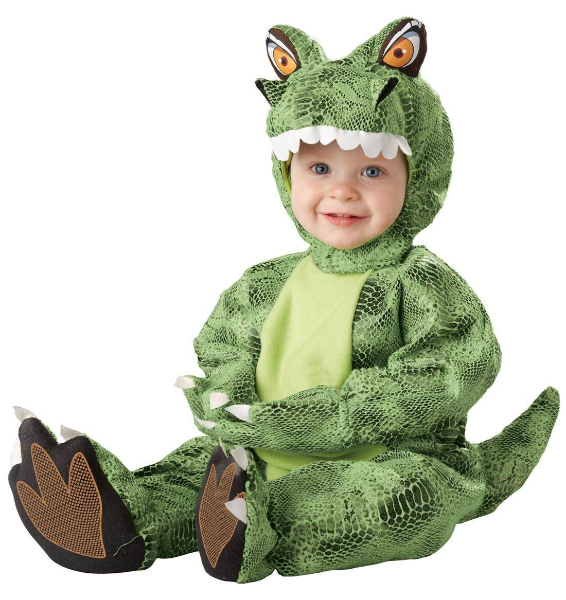 Dinosaurio bebe Disfraces de halloween infantiles