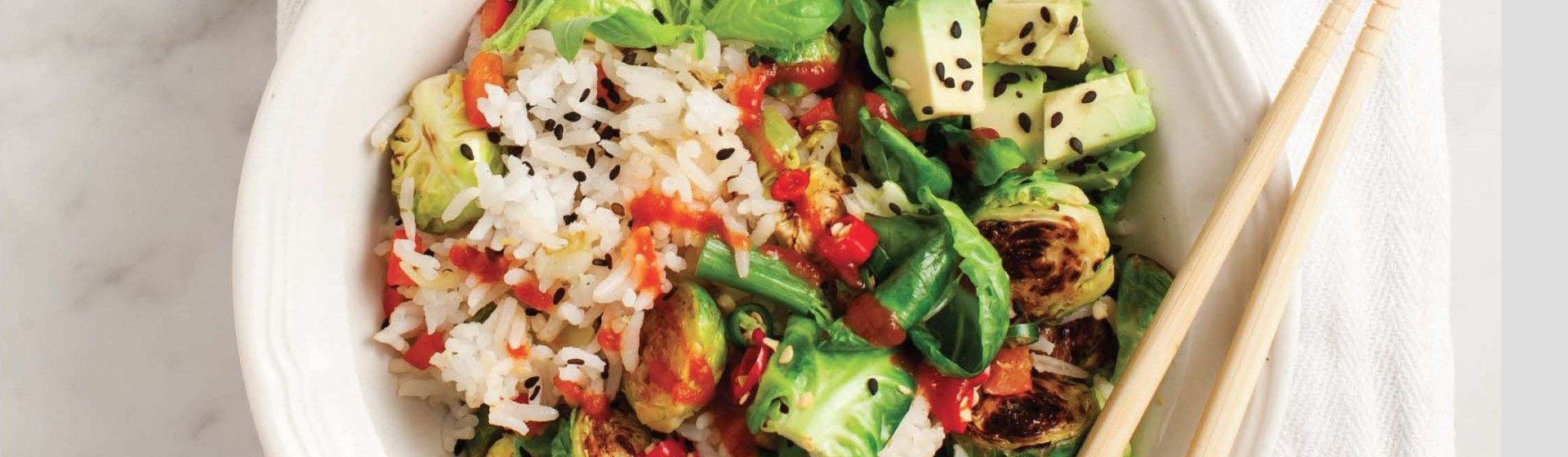 How To Make Coconut Rice With Brussels Sprouts – Food Republic