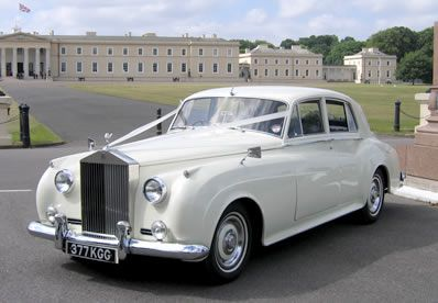 Classic Rolls Royce For My Get Away Car I Think Yes One