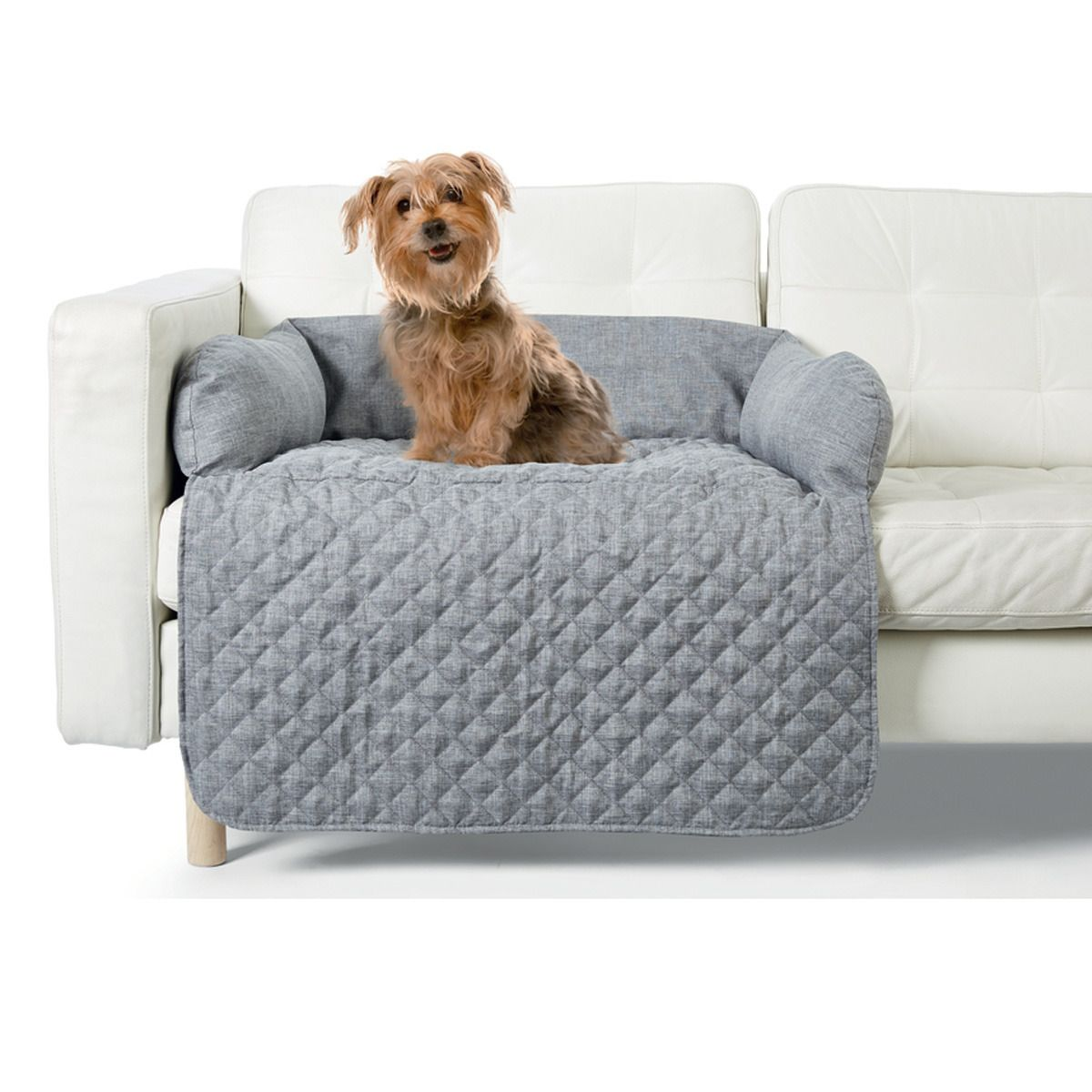 Pet Quilted Couch Topper Dog bed, Couch furniture, Dog