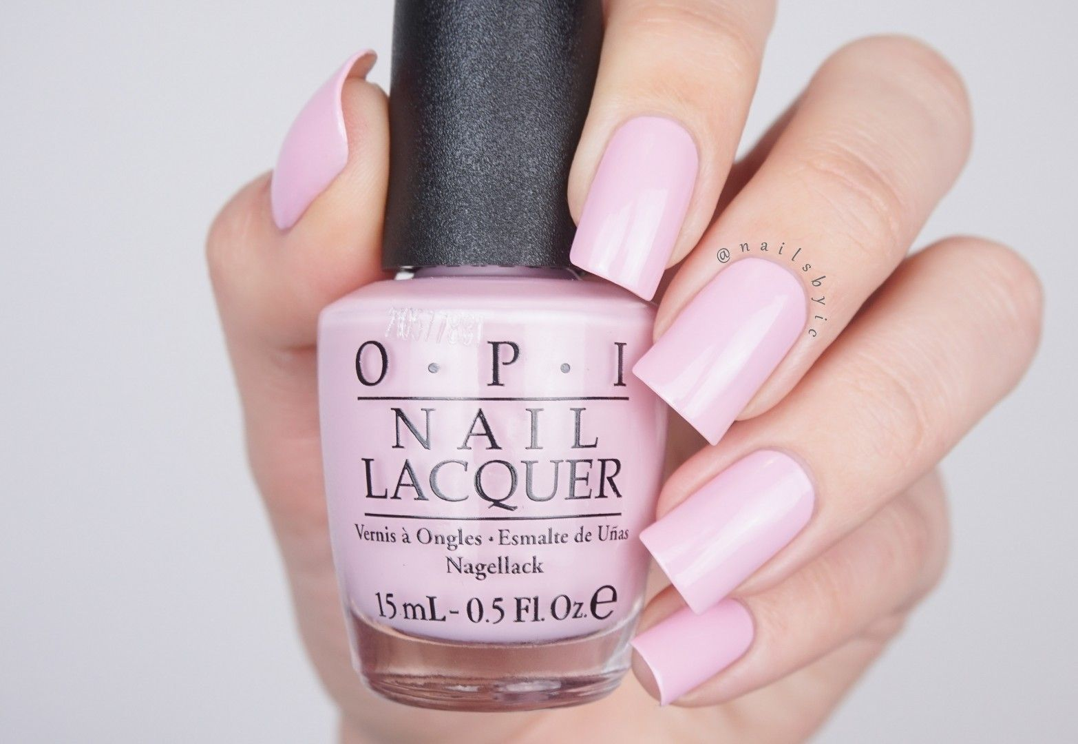 OPI Getting Nadi On My Honeymoon swatch OPI Fiji collection swatches ...