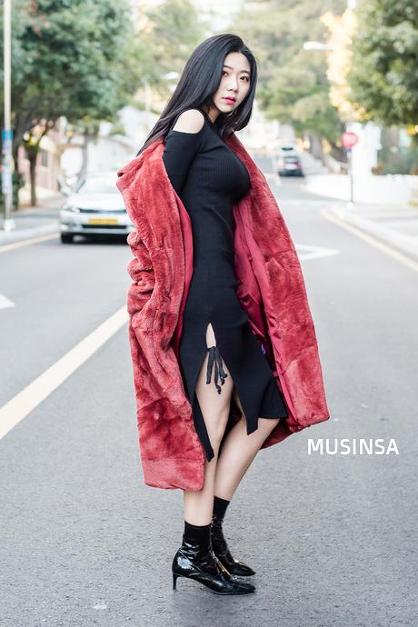 MUSINSA Winter season street style 2018