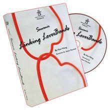 Souvenir Linking Loverbands (20 link, 10 single, DVD) by Alan Wong - Tricks