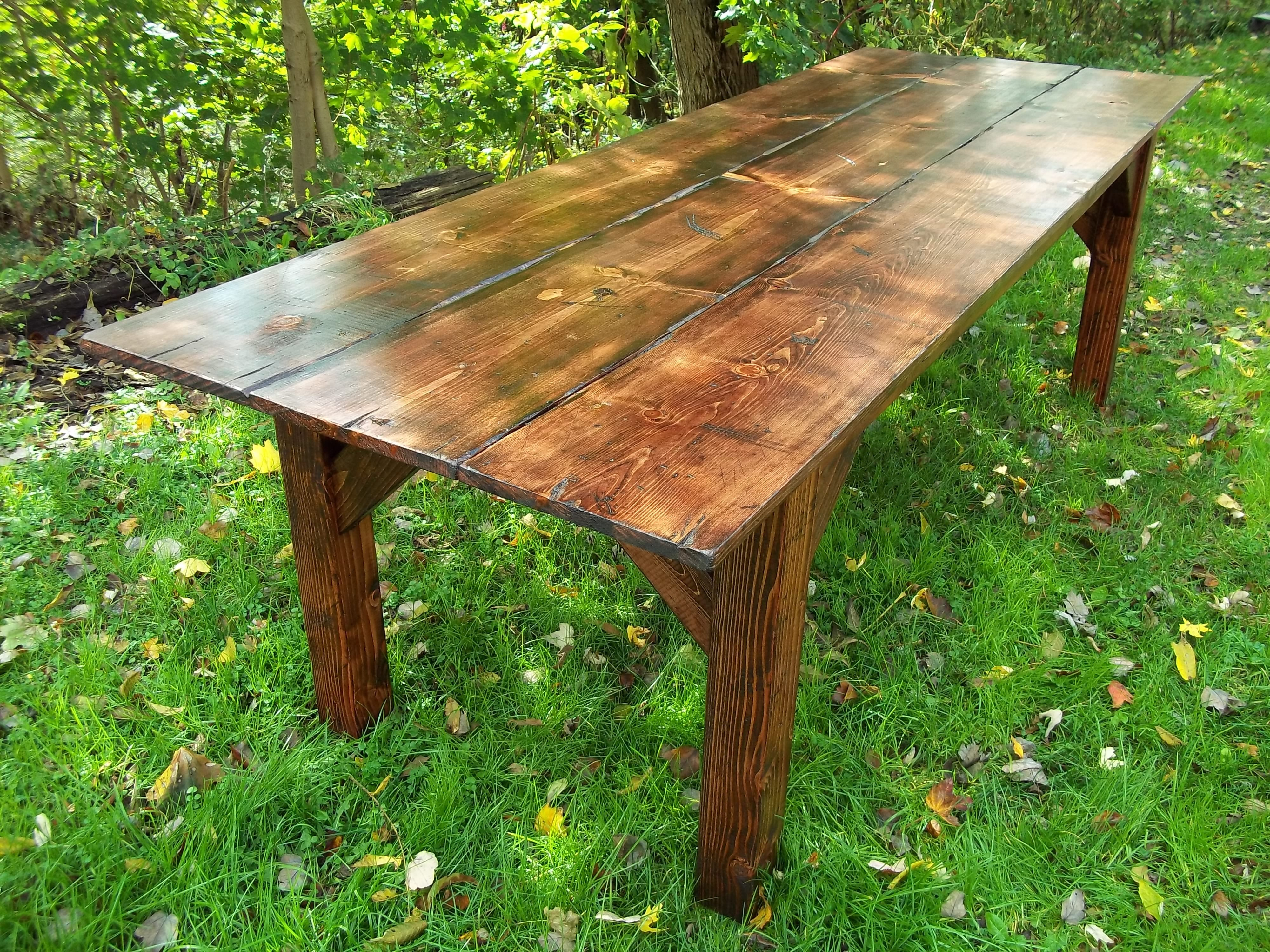 Table Rental Barnes Handcrafted Farmhouse Tables (With