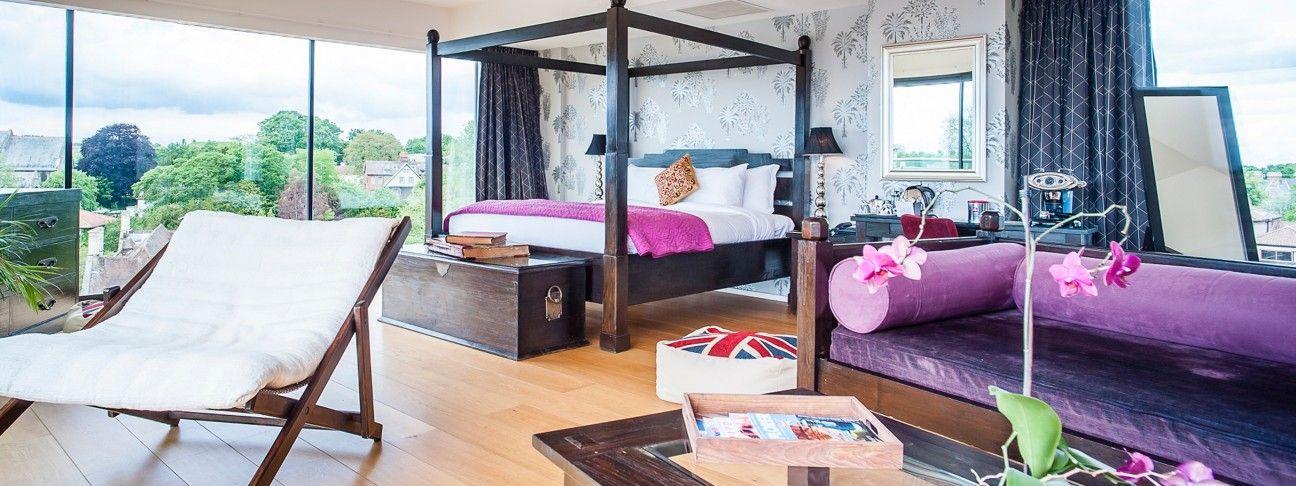The Varsity Hotel Spa Cambridge United Kingdom