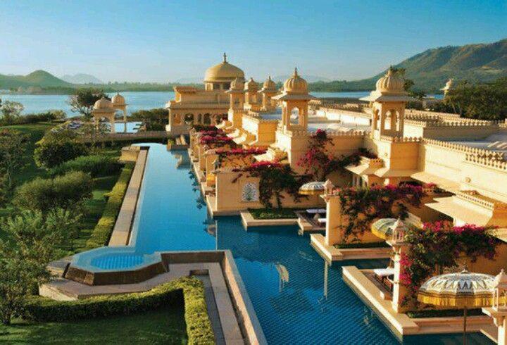 Udaipur, India - Oberoi Hotels