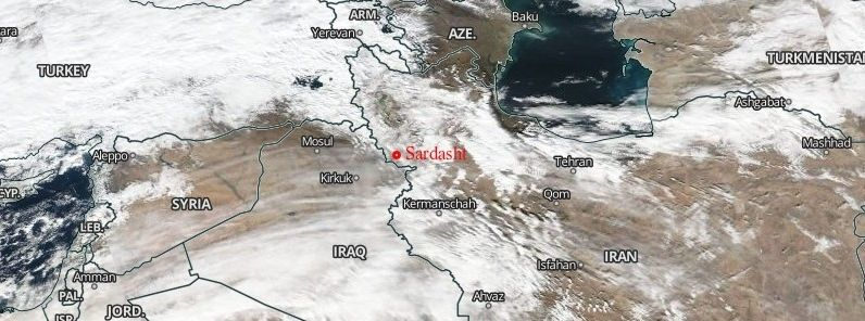 Severe snowstorms hit Iran, at least 9 killed in avalanches