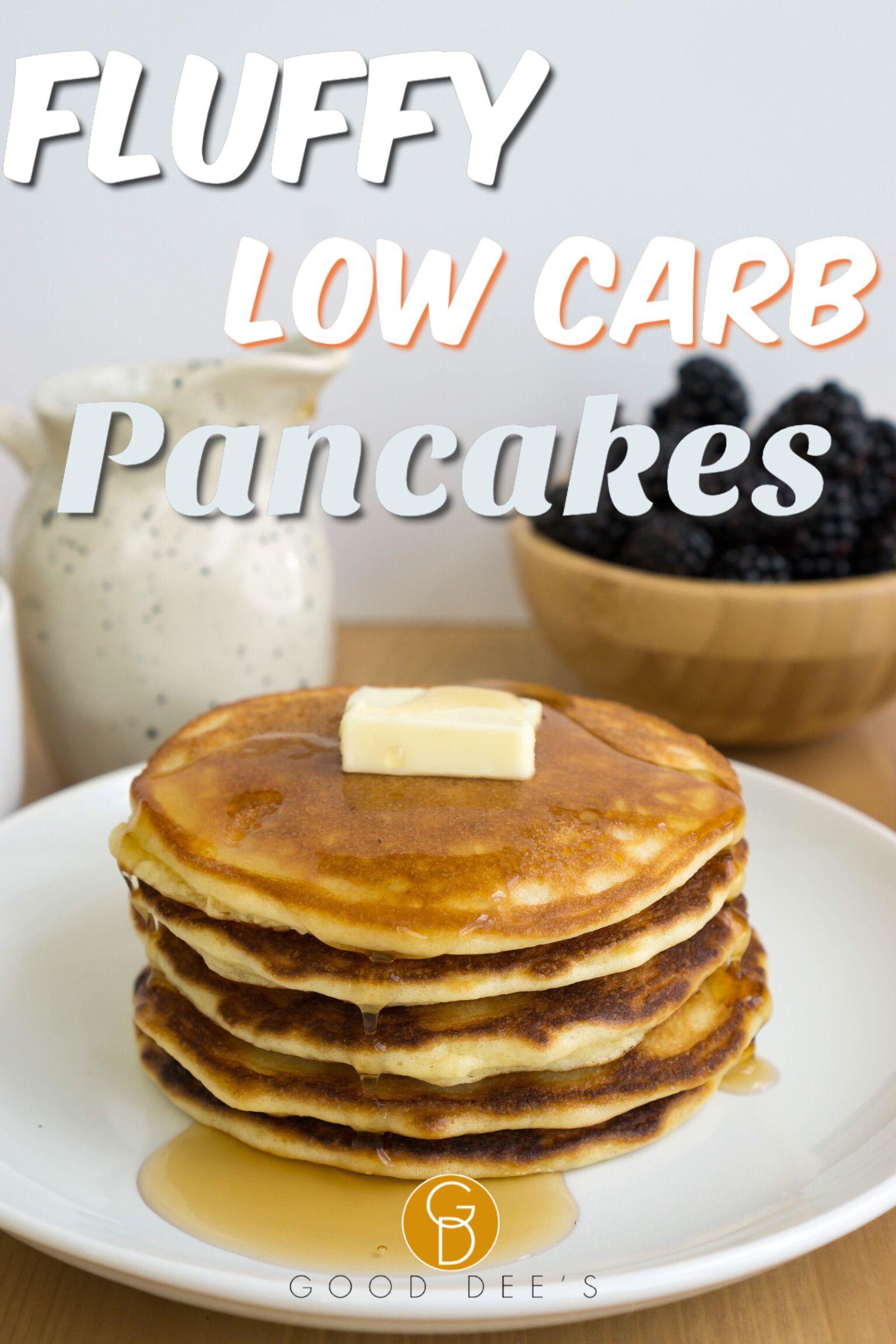Good Dee S Pancake Mix Low Carb Keto Friendly Sugar Free