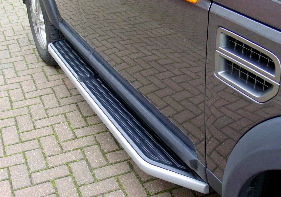 For Land Rover Side Steps Auto Accessories Call Us On This Number 718 932 4900 Land Rover Land Rover Discovery Discovery
