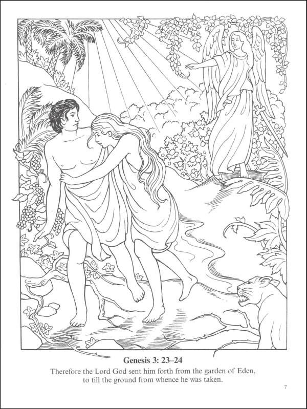 Stories from the Old Testament Coloring Book | Additional Photo ...