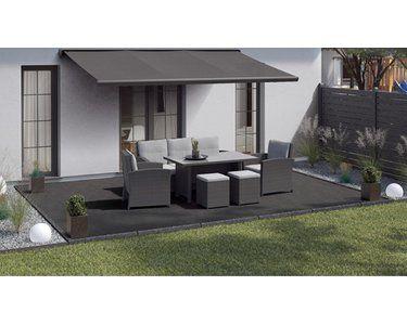 Terrassenplatte Feinsteinzeug Streetline Graphit 60 Cm X 60 Cm X 2 Cm 2 Stuck Kaufen Bei Obi Terrassenplatten Terrassenfliesen Gehwegplatten