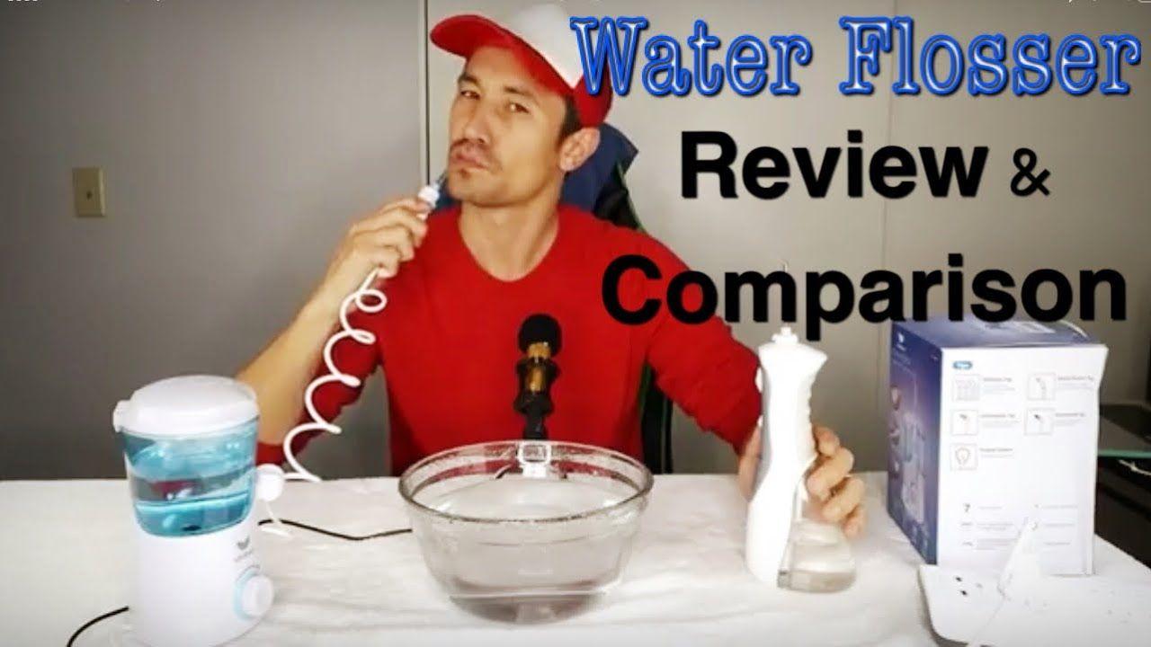 Vividay Oral Irrigator Review & Comparison to A Portable