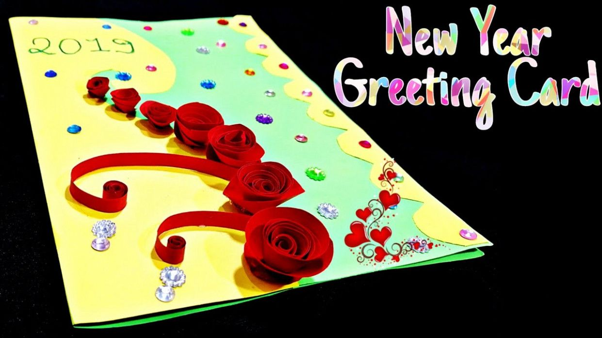 Greeting Card Banane Ka Tarika Simple Greeting Card Banane Ka