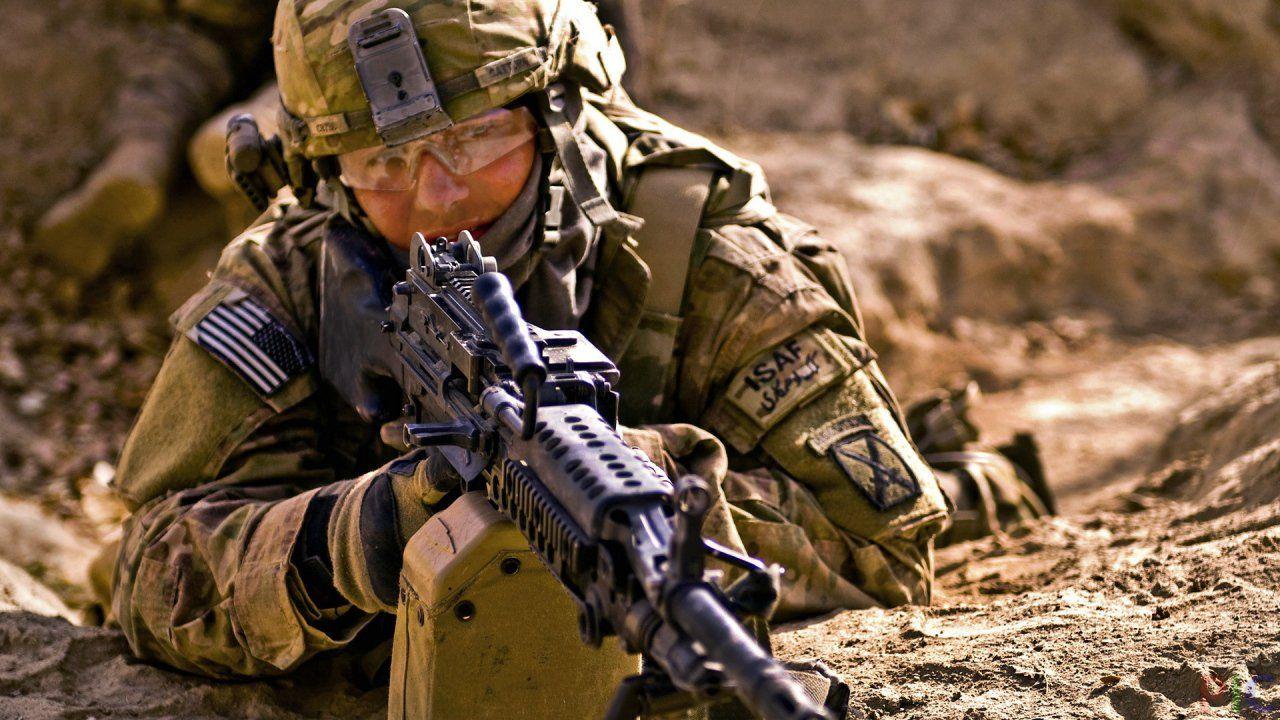 Фото солдат в 2020 г   Солдаты, Мужчины, Пулеметы