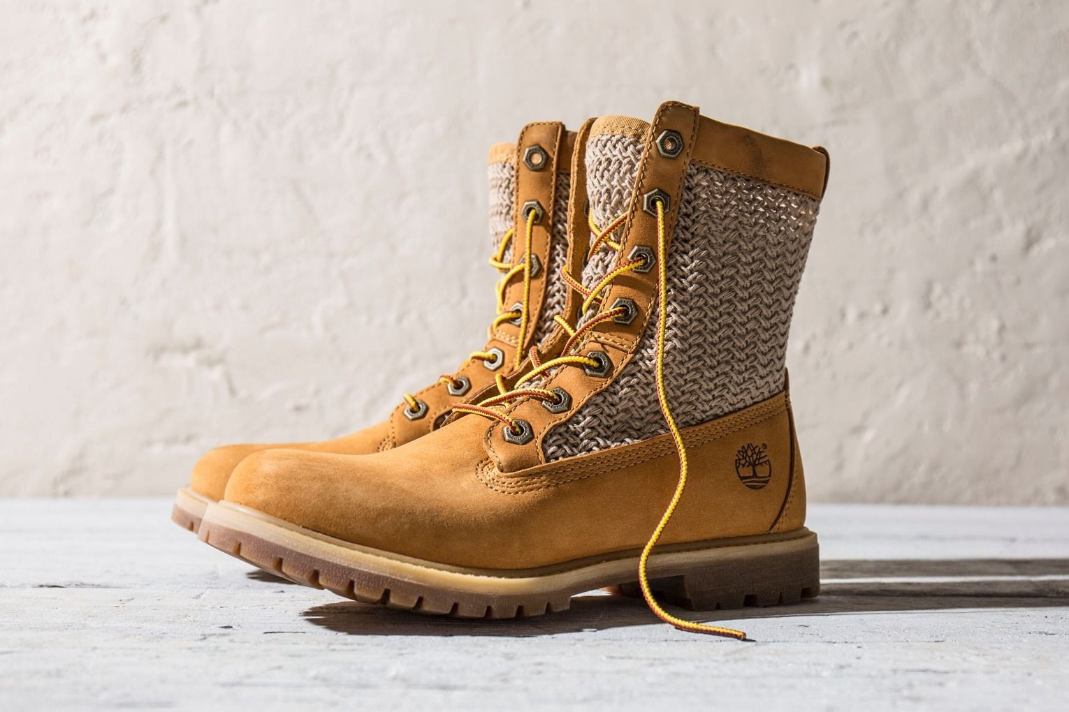 open toe timberland boots