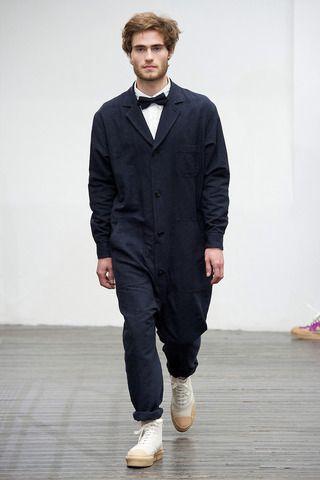 Julien David Spring 2014 Menswear Collection Slideshow on Style.com