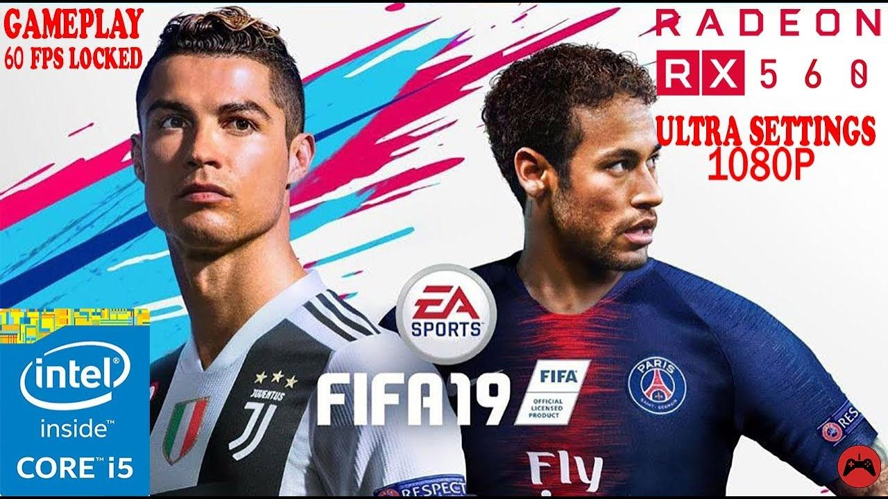 Fifa 19 Gameplay Core I5 3570 Rx 560 4gb Ultra Settings 1080p 60 F Fifa What Team Sports
