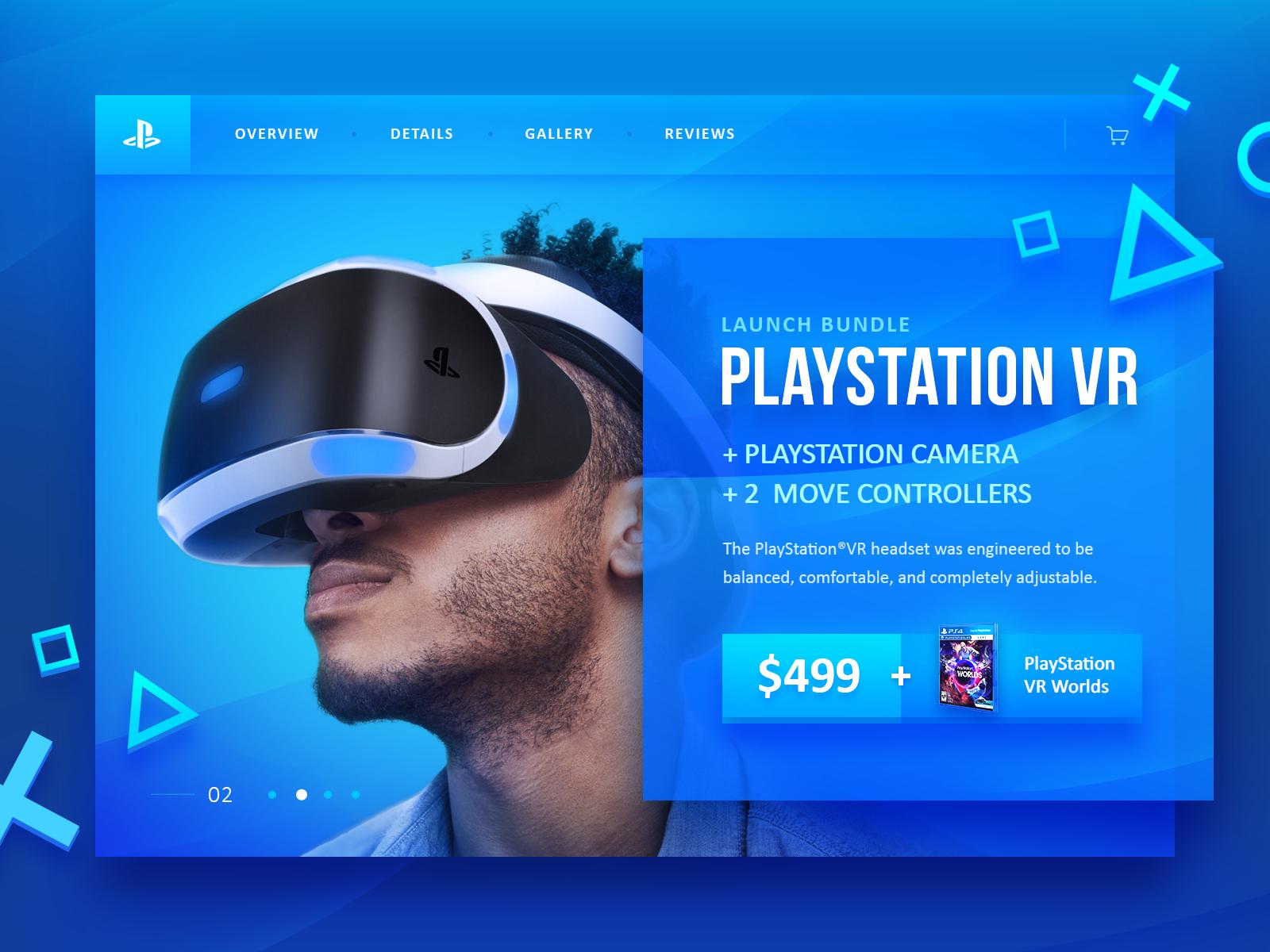 Playstation Vr Playstation Vr Playstation Webinar Design