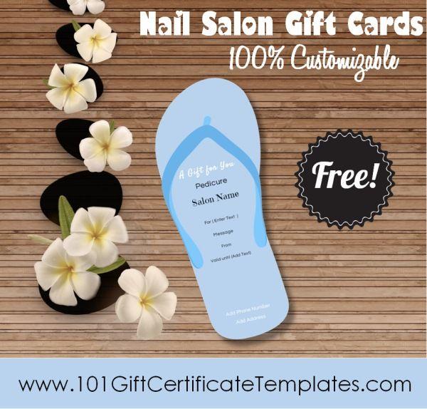 Nail salon gift certificates kaidens stuff pinterest nail nail salon gift certificates negle Gallery