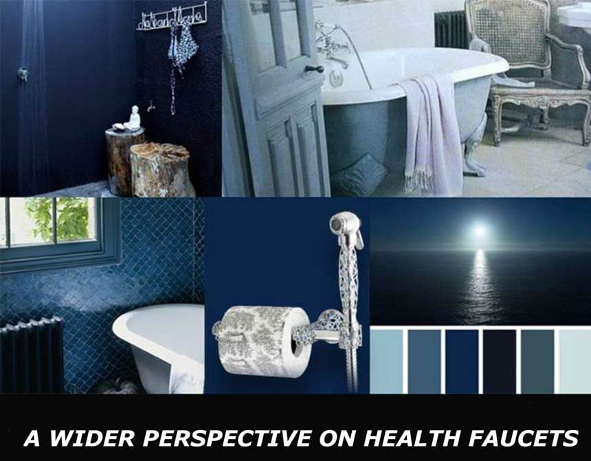 Health faucets: A vital accessory for every bathroom | Tap