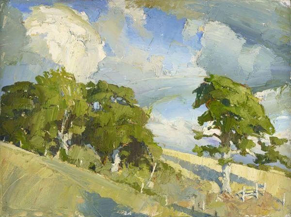 Oliver Akers Douglas Portland Gallery November 2016 The Art Of