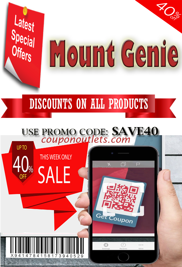 Mount Genie In 2020 Mpow Amazon Coupon Codes Shopping Coupons