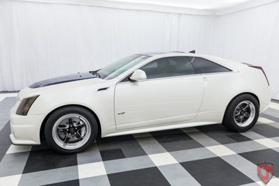 2011 Cadillac Cts V Coupe Luxury Drag Ready Cts V Click To See