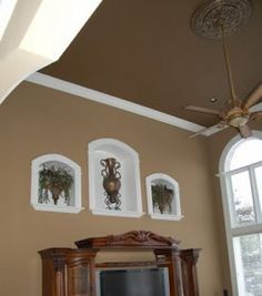 Brown Painted Ceilings Google Search Top Paint Color