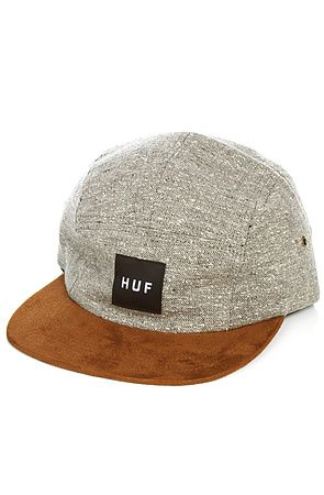 The Tweed Volley in Grey by HUF  730bef8970a