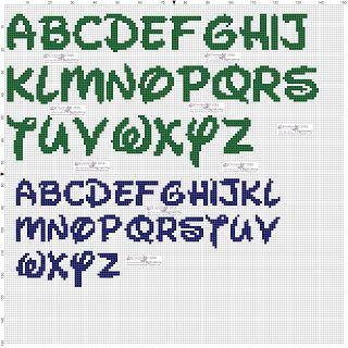 Amorevitacrocette Con Immagini Alfabeto Punto Croce Lettere