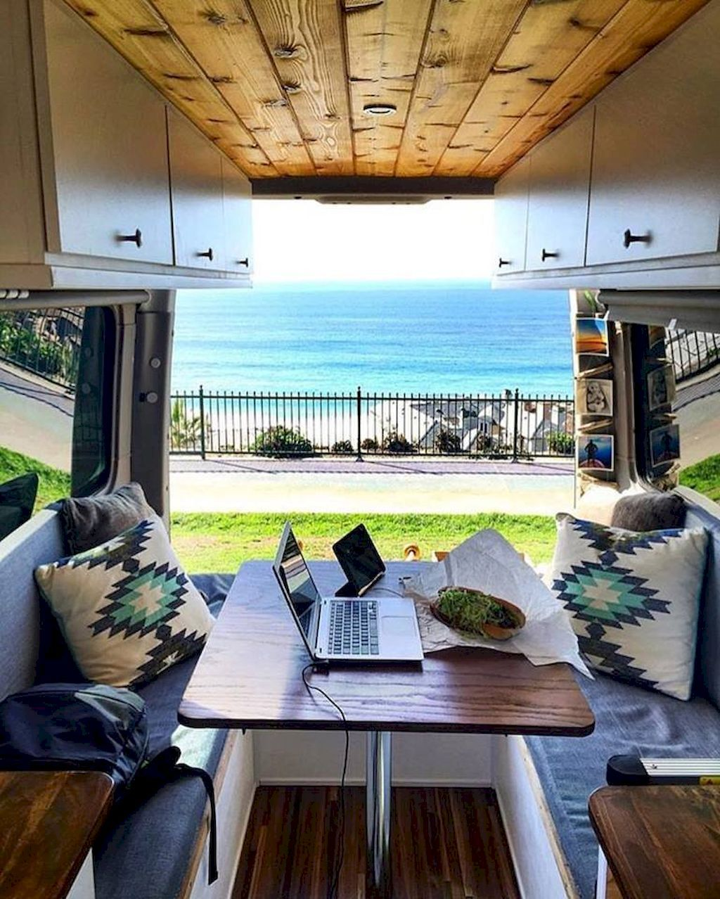 best rv camper van interior decorating ideas homespecially also projects to try rh pinterest