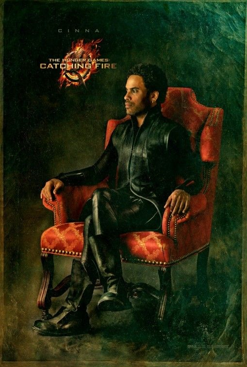 Cinna Played By Lenny Kravitz 11 22 13 Favorite Movies Games And
