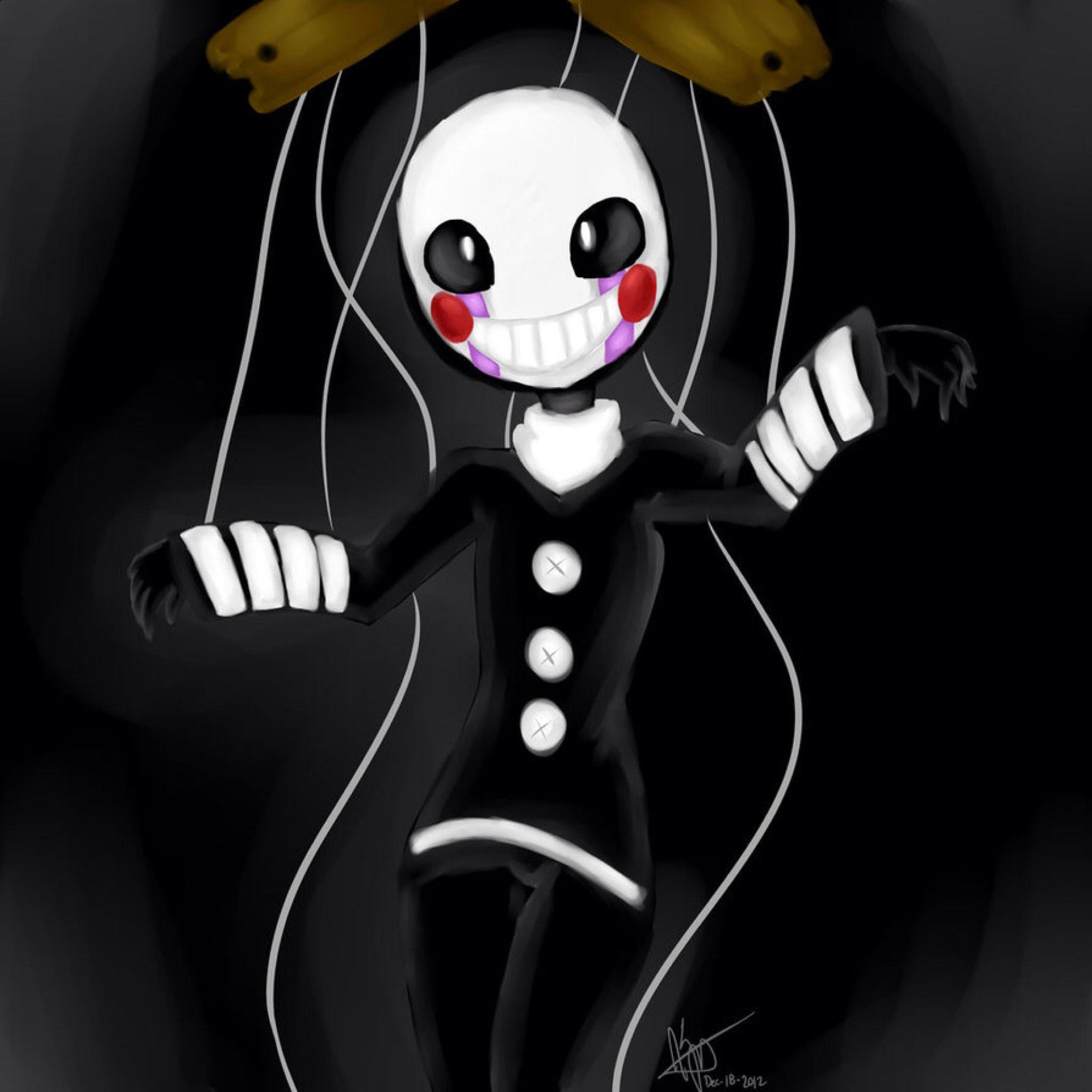 The Puppet By Artiethewolf On @DeviantArt